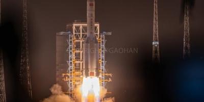长征五号发射成功后,中国航天处于世界什么水平?