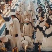 古代皇帝下葬后,工匠该怎么从墓里出来?