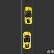 如果方向盘对准道路中心,车子就能在道路中间吗?