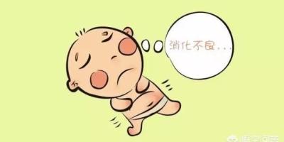 宝宝刚满月肚子一直咕噜咕噜,屁放很多而且很大声,然后一直睡不好觉,怎么了?