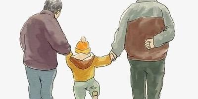 为什么平常带孩子谁都不管,一到离婚男方家里全部都来抢孩子?