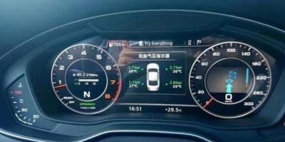 轿车轮胎静态下胎压2.5,上高速上升到2.8,会爆胎吗?