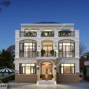 宽10.4米,进深12米的两层别墅怎么设计好?