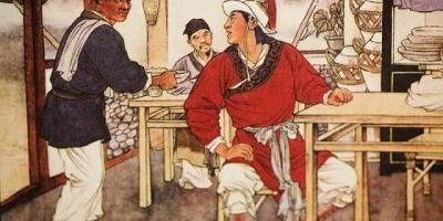 武松打虎前喝了18碗酒,吃两斤熟牛肉,古人的食量这么大吗?