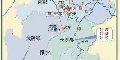 东吴在得到了荆州全境后,为什么不从荆州北伐,而一直执着于攻取合肥?