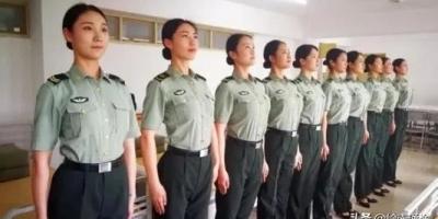 女儿明年大学四年就结束了,想去当兵,问问懂行的,去当兵怎么样?