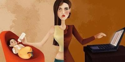 女人有了孩子以后,是怎样平衡工作和家庭的?