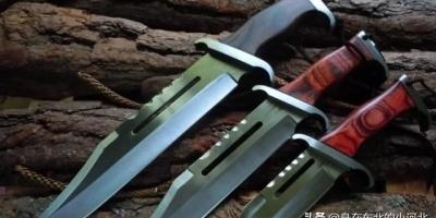 有些惨案中好几个人打不过一个持刀的凶手,人手上有刀真的可怕吗?