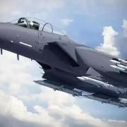 """""""超级鹰""""到底有多强?美军最新型F15EX是三代半之王吗?"""