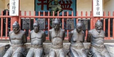 中国历史上有那么多奸臣,为什么秦桧被人骂得较多?他做了什么?