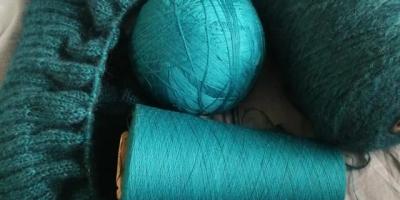 为什么很多织毛衣高手,只是把自己的成品放在头条上,从不发详细编织视频?