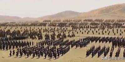 古代打仗真的有那么多人吗?动不动就五十万大军?