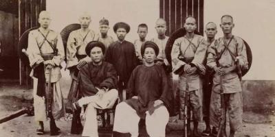 为什么中法战争清帝国赢了,还把越南让出去了?
