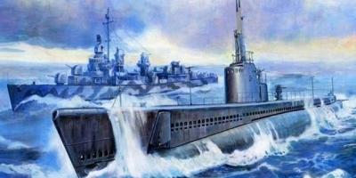 海军潜艇上的淡水是怎么准备的,是陆上补充的还是海水淡化的?