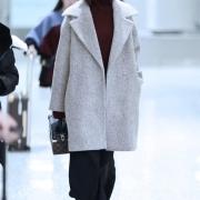 大衣和阔腿裤搭配好看吗?有哪些组合可以分享?