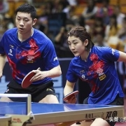 女乒的陈梦为什么在比赛中几乎不参加混双和双打,而孙颖莎却都能参加?