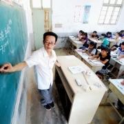 周口各县市的老师们,你们的月工资是多少,你对当前的工资满意吗?