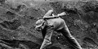 二战时,日本如何对待负伤不能走路的士兵?