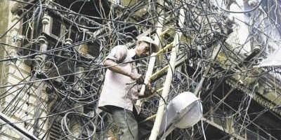 印度人偷电,疯狂到什么程度?为何政府任由这样下去?