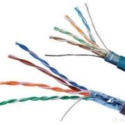 网线为什么不能用音响信号线或者音箱线?带屏蔽铜芯的网线也不行吗?