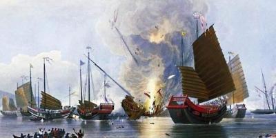 如果第一次鸦片战争,道光皇帝一直打到底,能不能打败英军?