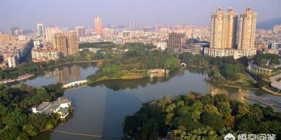 广东江门市区最发达的地方在哪里?