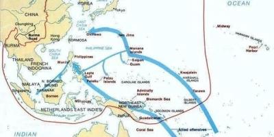 """太平洋战场上,美军的""""跳岛""""战术为什么能成功,日军对此毫无办法吗?"""