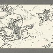 关羽、张飞、赵云、马超、黄忠,谁的箭法最高?谁的剑术最强?