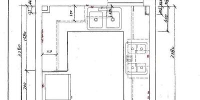 厨房橱柜设计,有哪些需注意的事项?