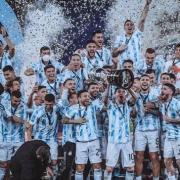 阿根廷🇦🇷终于夺冠美洲杯了,如何评价梅西发挥的作用?
