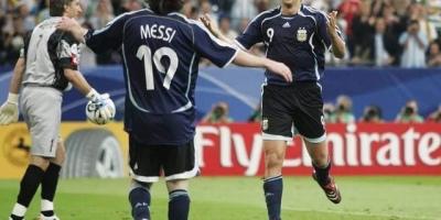 阿根廷克雷斯波是一位什么水平的球员?